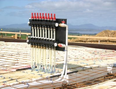 Hydronic Heating Systems, Trench Convectors, Panel Radiators, In Slab Floor Heatingage